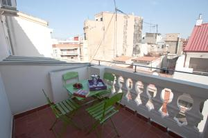 Flatsforyou Russafa Design, Apartmanok  Valencia - big - 34