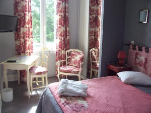 Double Room - Bed Hôtel Beausejour