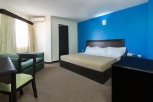 Монтеррей - CHN Hotel Monterrey Santa Fe