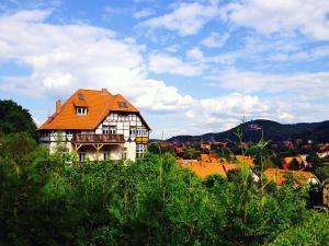 Вернигероде - Villa-Ratskopf-Wernigerode