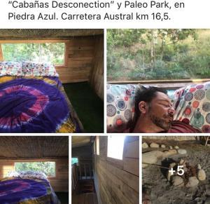 CABAÑA DESCONECTION