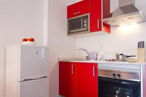 Flatsforyou Bed and Bike Turia, Apartmány  Valencia - big - 5