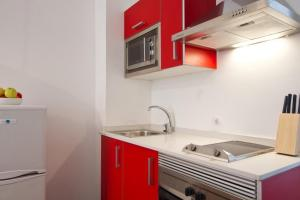 Flatsforyou Bed and Bike Turia, Apartmány  Valencia - big - 10
