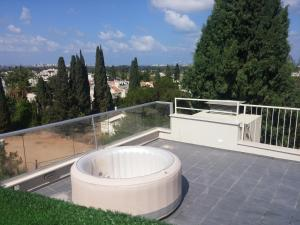 A Picture of Roof Suit in Hasharon