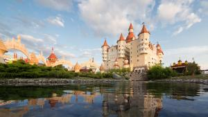 Sochi Park® Bogatyr Hotel - Tickets to the Park Included Адлер
