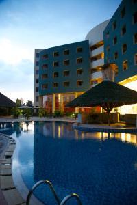 Аддис-Абеба - Nega Bonger Hotel