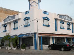 Una foto de Acropole Hôtel