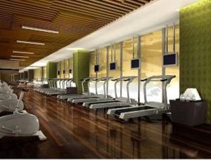 Shanghai Hongqiao Airport Hotel - Air China, Отели  Шанхай - big - 48