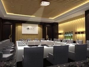 Shanghai Hongqiao Airport Hotel - Air China, Отели  Шанхай - big - 47