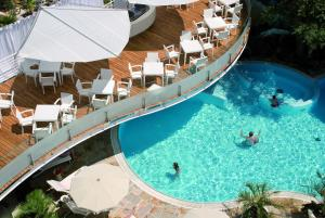 Hotel Waldorf- Premier Resort, Hotely  Milano Marittima - big - 61