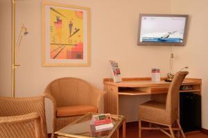Sunstar Alpine Hotel Flims, Hotely  Flims - big - 5