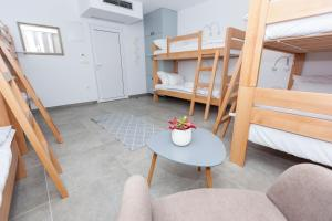 Bed in 8-Bed Mixed Dormitory Room - Bed Hostel Fo'Rest Medugorje