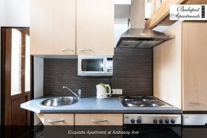 Exquisite Apartment at Andrássy Avenue(Budapest)