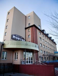 Отель Моряк - фото 25