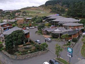Веллингтон - Aotea Lodge Motel