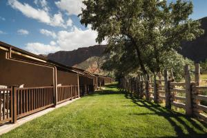 סוויטת קווין Red Cliffs Lodge
