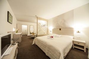 Hotel Slamený dom, Hotely  Košice - big - 3
