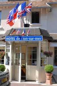 Hôtel de Lion sur Mer