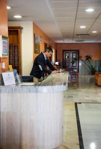 Hotel Toboso Almuñécar, Hotely  Almuñécar - big - 24
