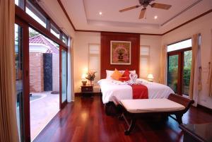 Les Palmares Villas, Курортные отели  Банг Тао Бич - big - 9