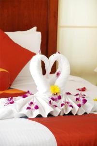 Les Palmares Villas, Курортные отели  Банг Тао Бич - big - 6