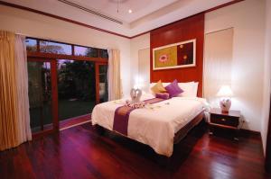 Les Palmares Villas, Курортные отели  Банг Тао Бич - big - 5