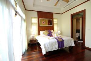 Les Palmares Villas, Курортные отели  Банг Тао Бич - big - 31