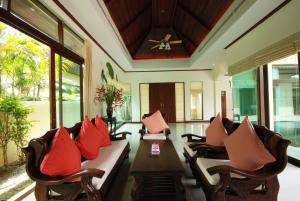 Les Palmares Villas, Курортные отели  Банг Тао Бич - big - 78