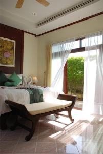 Les Palmares Villas, Курортные отели  Банг Тао Бич - big - 24