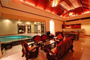 Les Palmares Villas, Курортные отели  Банг Тао Бич - big - 17