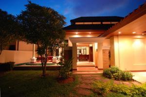 Les Palmares Villas, Курортные отели  Банг Тао Бич - big - 127