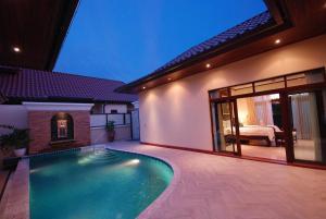 Les Palmares Villas, Курортные отели  Банг Тао Бич - big - 126