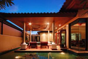 Les Palmares Villas, Курортные отели  Банг Тао Бич - big - 130