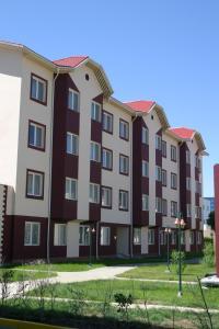 Отель Чагала Атырау - фото 1