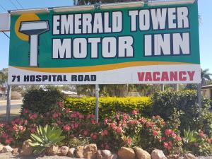 Эмеральд - Emerald Tower Motor Inn