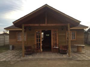 La cabaña de don Ismael