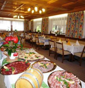 Gasthof Stiegenwirt, Hotely  Parcines - big - 17