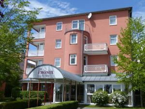 Бад-Фюссинг - Johannesbad Hotel Phnix