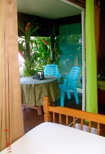 Tauhanihani Village Lodge La Vague Bleue