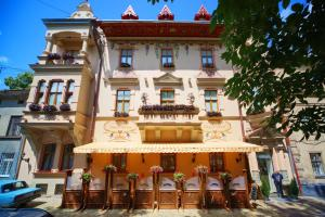 Отель Шопен, Львов