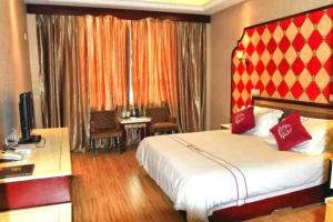 Mainland Chinese Citizen - Deluxe Queen Room Daojia Tourism Hotel Daocheng