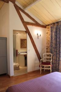 Chambres d'Hôtes Léone Haute, Bed and Breakfasts  Saint-Avit-Rivière - big - 5