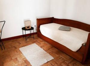 "Standard Single Room with Shared Bathroom Casa ""A Nespereira"""