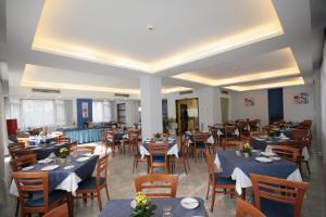 Hotel Leone, Szállodák  Sorrento - big - 90