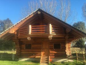 Cabaña Block House