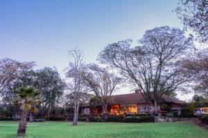 Jacaranda Lake Elementeita Lodge