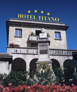 ホテル ティターノ