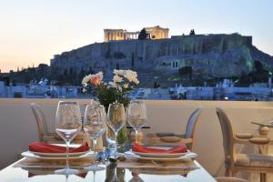 Афины - Acropolian Spirit Boutique Hotel