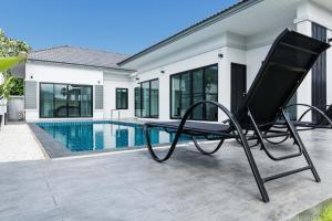 Modern Pool Villa Pak Nam Pran