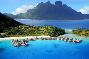 Conrad Bora Bora Nui, Курортные отели  Бора-Бора - big - 22